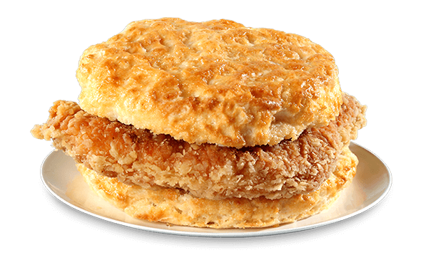 Cajun Filet Biscuit Combo