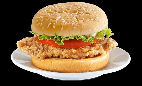 Cajun Filet Sandwich