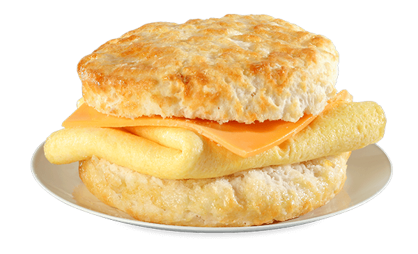 Egg & Cheese Biscuit