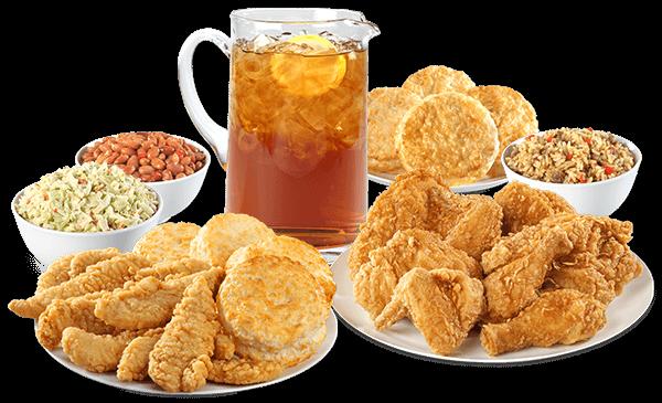 Family Variety Feast