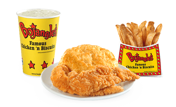 Chicken Supremes Kid's Meal