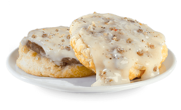how to make country biscuits and gravy