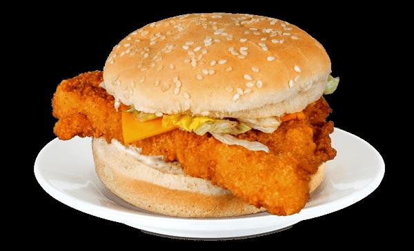 Bojangler Fish Sandwich
