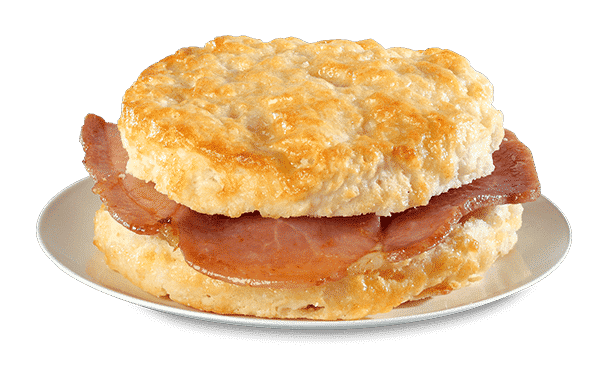 2 Country Ham Biscuits